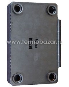 Риннай теплообменник Подогреватель высокого давления ПВД-550-230-25 Камышин
